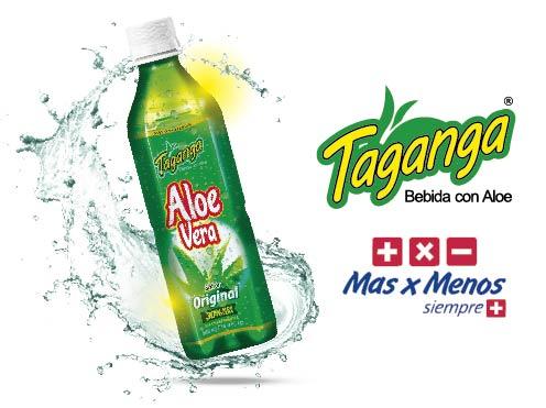 Taganga disponible en tiendas Más x Menos