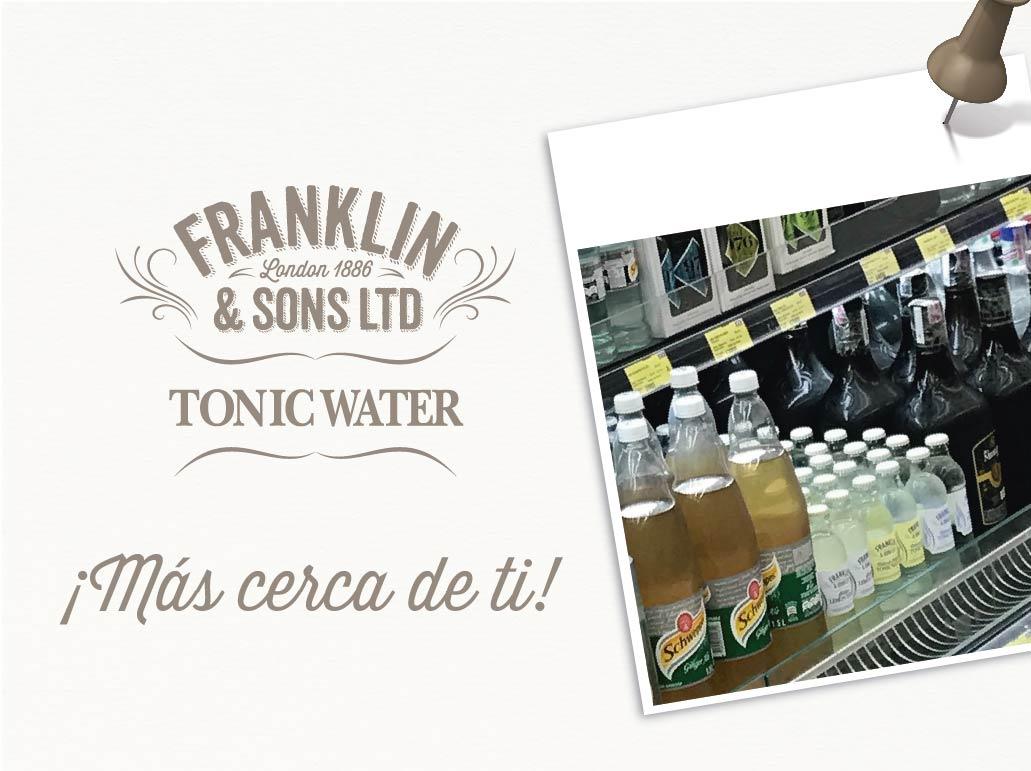 Franklin & Sons más cerca de ti